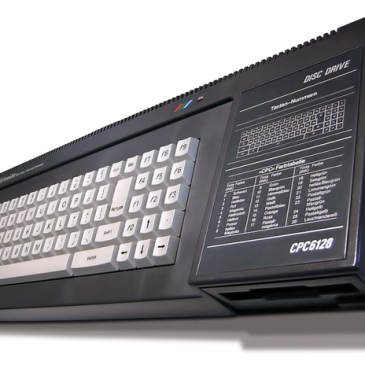 Feeling Nostalgic for The Amstrad CPC 6128