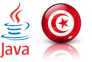 java tunisia flag